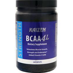 Kaizen BCAA 4L 240 cplts