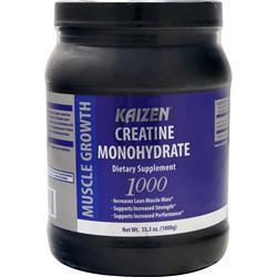KAIZEN Creatine Monohydrate 1000 grams