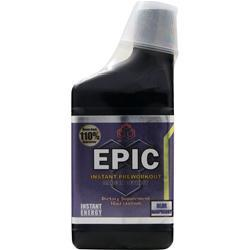 LG SCIENCES Epic - Instant Preworkout Blue Raspbery 16 oz