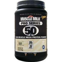 Cytosport Muscle Milk Pro Series 50 Intense Vanilla 2.54 lbs