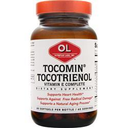 Olympian Labs Tocomin Tocotrienol 60 sgels