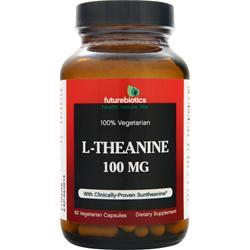FUTUREBIOTICS L-Theanine (100mg) 60 vcaps