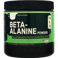 OPTIMUM NUTRITION Beta-Alanine Powder Unflavored 203 grams