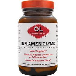 Olympian Labs Inflamericzyme 60 vcaps