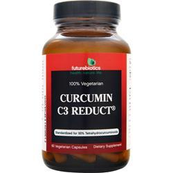 FUTUREBIOTICS Curcumin C3 Reduct Best by 4/15 60 vcaps