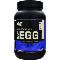 Optimum Nutrition 100% Egg Protein Vanilla Custard 2 lbs