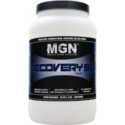 MGN Recovery 911 Post Workout Orange 3.3 lbs
