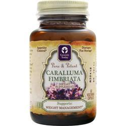 Genesis Today Caralluma Fimbriata (400mg) 60 vcaps