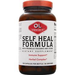 OLYMPIAN LABS Self Heal Formula 120 caps