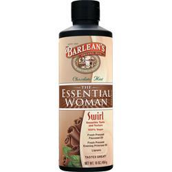 BARLEAN'S Essential Woman Swirl Chocolate Mint 16 fl.oz