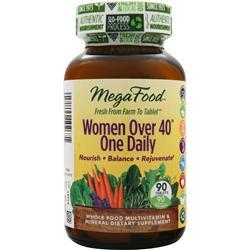 Megafood Women Over 40 - One Daily 90 tabs