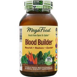 Megafood Blood Builder 180 tabs