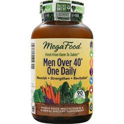 Megafood Men Over 40 - One Daily Multi 90 tabs