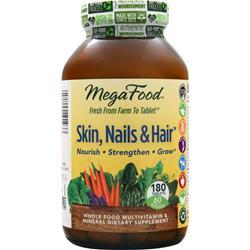 MEGAFOOD Skin, Nails & Hair 180 tabs