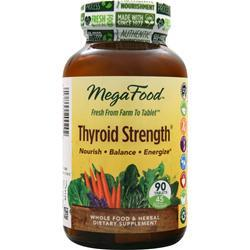 Megafood Thyroid Strength 90 tabs