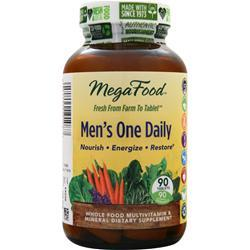 MEGAFOOD Men's One Daily Multi 90 tabs