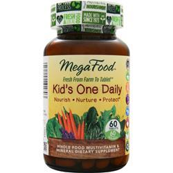 MEGAFOOD Kid's One Daily Multi 60 tabs