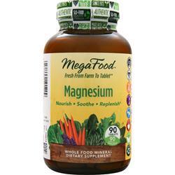 Megafood Magnesium 90 tabs