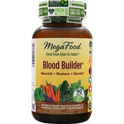 Megafood Blood Builder 90 tabs