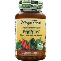 Megafood MegaZymes 60 caps