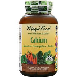 Megafood Calcium 90 tabs