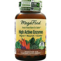 MEGAFOOD High Active Enzymes 30 caps