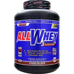 ALLMAX NUTRITION AllWhey Chocolate 5 lbs