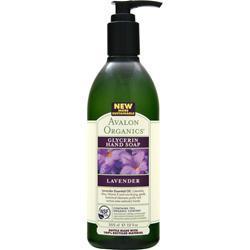 Avalon Organics Glycerin Hand Soap Lavender 12 fl.oz