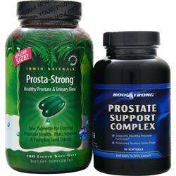 Irwin Naturals Prosta-Strong + Free Prostate Support Complex 180 sgels