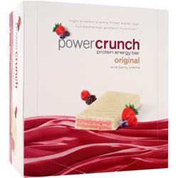 Power Crunch Power Crunch Wafers Wild Berry Creme 12 bars