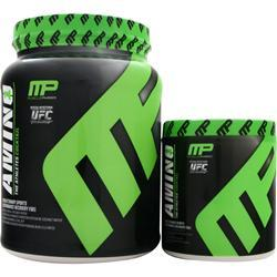 MUSCLE PHARM Amino 1 Value Pack Fruit Punch/Orange Mango 1.92 lbs