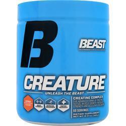 Beast Sports Nutrition Creature Powder Citrus 300 grams