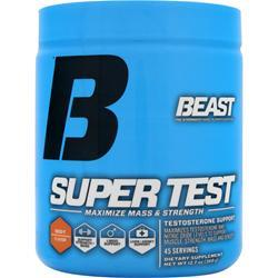 BEAST SPORTS NUTRITION Super Test Powder Iced-T 360 grams
