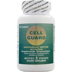 BIOTEC FOODS Cell Guard 170 cplts