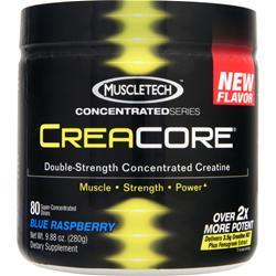 Muscletech Creacore - Concentrated Series Blue Raspberry 9.88 oz