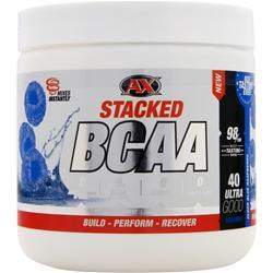 ATHLETIC XTREME Stacked BCAA Clear Blue Raspberry 256 grams