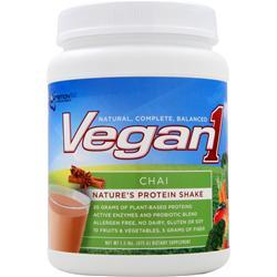 NUTRITION 53 Vegan1 Chai 1.5 lbs
