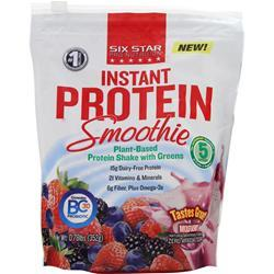 SIX STAR PRO NUTRITION Instant Protein Smoothie Mixed Berry 352 grams