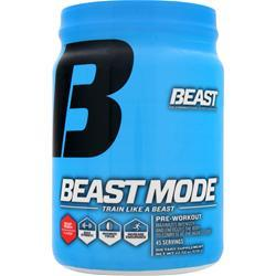 BEAST SPORTS NUTRITION Beast Mode Beast Punch 650 grams