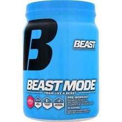 BEAST SPORTS NUTRITION Beast Mode Pink Lemonade 650 grams