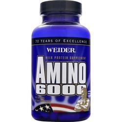 Weider Amino 6000 100 caps