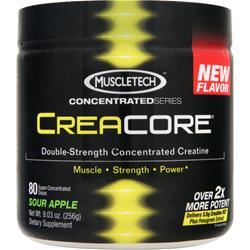 Muscletech Creacore - Concentrated Series Sour Apple 9.03 oz