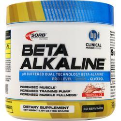 BPI Beta Alkaline Tropical Ice 160 grams