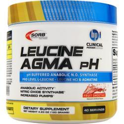 BPI Leucine Agma PH Fruit Smoothie 120 grams