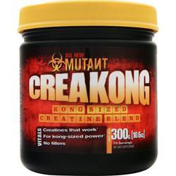 FIT FOODS Mutant Creakong 300 grams