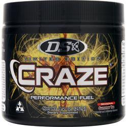 Driven Sports Craze - Performance Fuel Summer Tea 9.2 oz