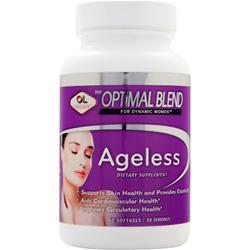 Olympian Labs The Optimal Blend - Ageless  EXPIRES 4/17 60 sgels