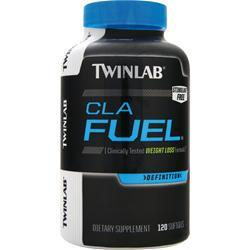 TWINLAB CLA Fuel Best by 7/15 120 sgels