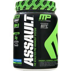 MUSCLE PHARM Assault Blue Arctic Raspberry 1.59 lbs
