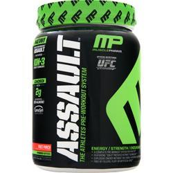Muscle Pharm Assault Fruit Punch 1.59 lbs